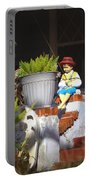 Fishing Off The Front Porch Portable Battery Charger