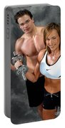 Fitness Couple 17-2 Portable Battery Charger