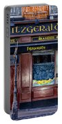 Fitzgeralds Pub - Dublin Ireland Portable Battery Charger