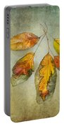 Five Autumn Leaves Portable Battery Charger