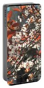 Five Petals - Spring Blossoms Portable Battery Charger