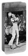 Flamenco Dancer, 1942 Portable Battery Charger