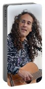 Flamenco Guitarist Portable Battery Charger