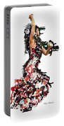 Flamenco Series #12 Portable Battery Charger