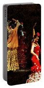 Flamenco Series #6 Portable Battery Charger