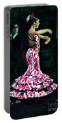 Flamenco Series No. 10 Portable Battery Charger