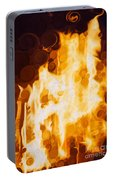 Flaming Waters Portable Battery Charger
