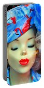 Flamingo Couture Portable Battery Charger