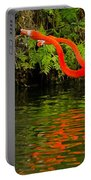 Flamingo Panorama Portable Battery Charger