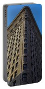 Flatiron Building New York Portable Battery Charger