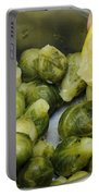 Flavoring Brussels Sprouts Portable Battery Charger