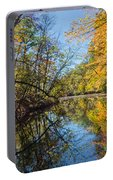 Fleeting Fall  Portable Battery Charger