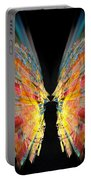 Flight Abstract Portable Battery Charger