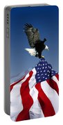 Flight To Freedom Portable Battery Charger