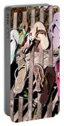 Flip Flops By Jan Marvin Portable Battery Charger