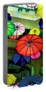 Floating Umbrellas In Las Vegas  Portable Battery Charger