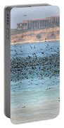 Flocking At Terranea Portable Battery Charger