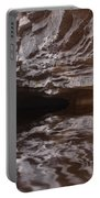 flooded Ohio cave Portable Battery Charger