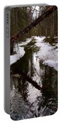Flooding Forest Portable Battery Charger