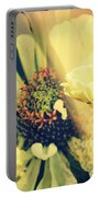 Floral Beauty Portable Battery Charger