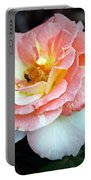 Floral Bee Portable Battery Charger
