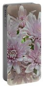 Floral Dream Portable Battery Charger