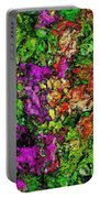 Floral Fantasy 042714 Portable Battery Charger