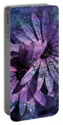 Floral Fiesta - S14c Portable Battery Charger