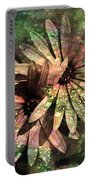 Floral Fiesta - S15c Portable Battery Charger