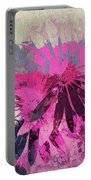 Floral Fiesta - S31at01b Portable Battery Charger
