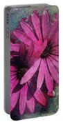 Floral Fiesta  Portable Battery Charger