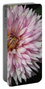 Floral Firework Portable Battery Charger