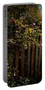 Floral Heaven Portable Battery Charger