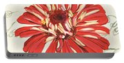 Floral Inspiration 1 Portable Battery Charger