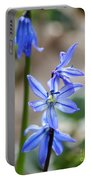 Floral Ladder  Portable Battery Charger
