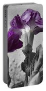 Floral Texture  Portable Battery Charger