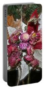 Floral Tree Ornament Portable Battery Charger