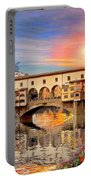 Florence Bridge Portable Battery Charger