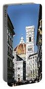 Florence Italy Santa Maria Fiori Duomo Portable Battery Charger
