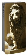 Florence Lion Portable Battery Charger
