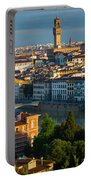 Florence Panorama Portable Battery Charger