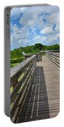 Florida Boardwalk Portable Battery Charger