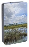 Florida Everglades 0173 Portable Battery Charger