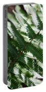 Florida Fern Portable Battery Charger