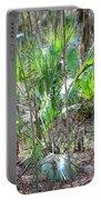Florida Palmetto Bush Portable Battery Charger