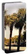 Florida Trees 2 Portable Battery Charger