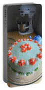 Flour And Flower Portable Battery Charger