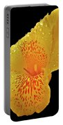 Flower 034 Portable Battery Charger