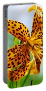 Flower 183 Portable Battery Charger
