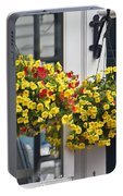 Flower Baskets  Portable Battery Charger